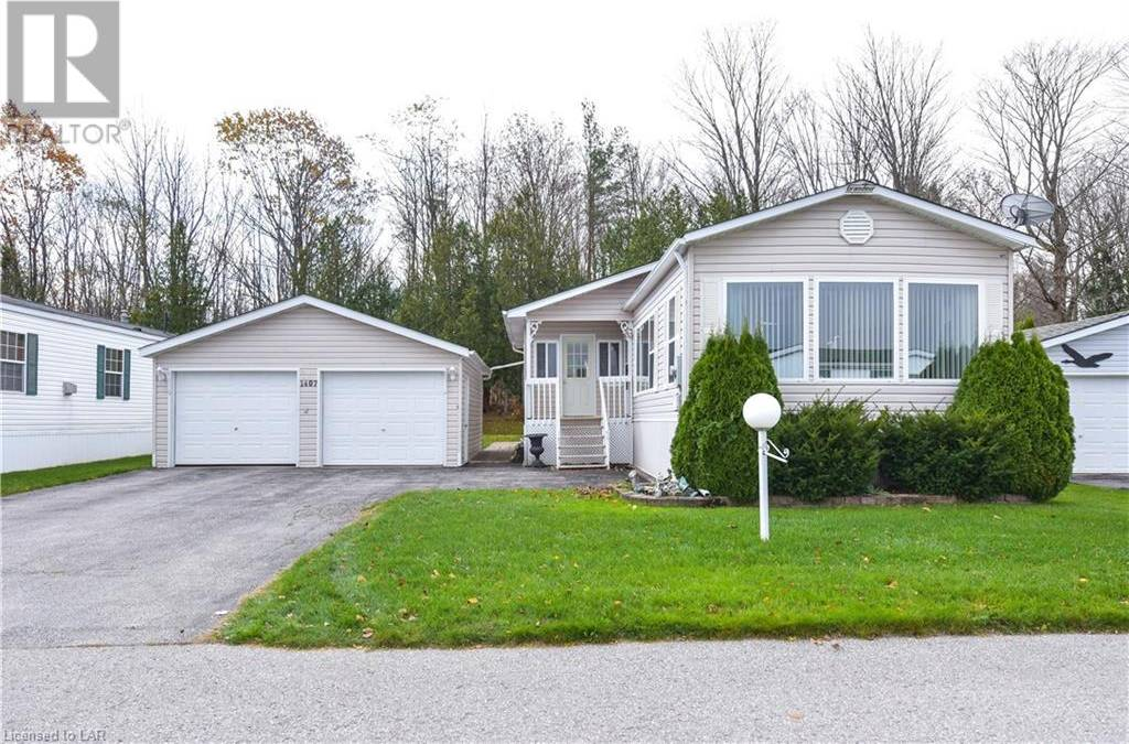 Home for sale at 1407 Fox Rd Severn Ontario - MLS: 231780