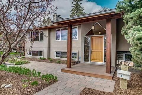 House for sale at 1407 St Andrews Pl Northwest Calgary Alberta - MLS: C4245680