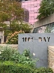 For Rent: 1408 - 1001 Bay Street, Toronto, ON | 1 Bed, 1 Bath Condo for $1825.00. See 13 photos!