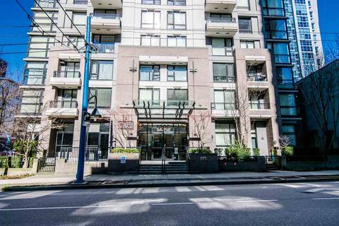 Condo for sale at 1295 Richards St Unit 1408 Vancouver British Columbia - MLS: R2359762