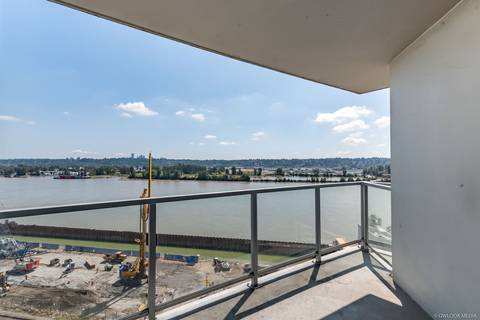 Condo for sale at 14 Begbie St Unit 1408 New Westminster British Columbia - MLS: R2393241