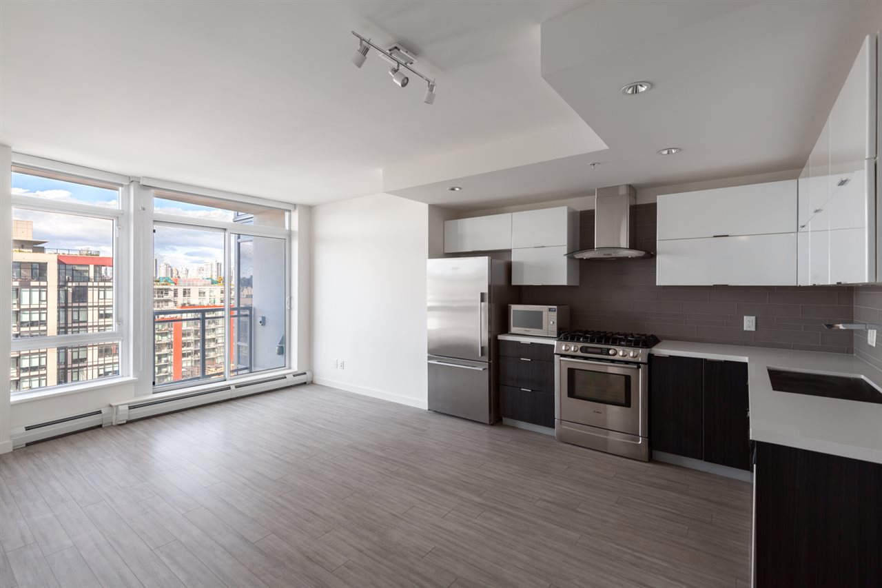 Sold: 1408 - 1775 Quebec Street, Vancouver, BC