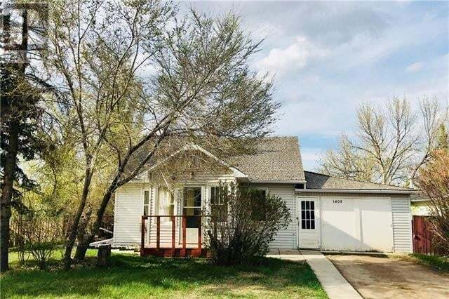 House for sale at 1408 4 Ave Southwest Drumheller Alberta - MLS: SC0135632