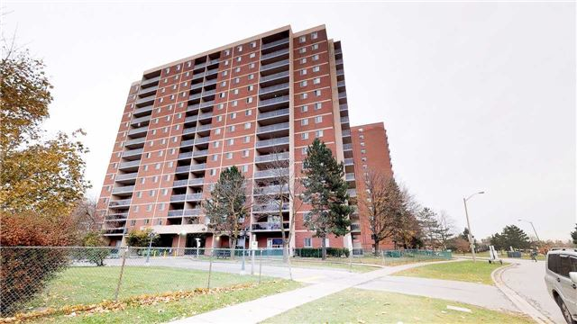 For Sale: 1408 - 49 Silverstone Drive, Toronto, ON | 3 Bed, 2 Bath Condo for $399,999. See 20 photos!