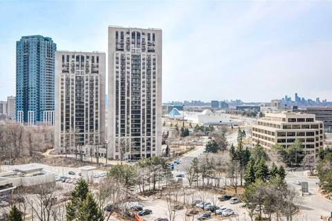 Condo for sale at 75 Wynford Heights Cres Unit 1408 Toronto Ontario - MLS: C4404655
