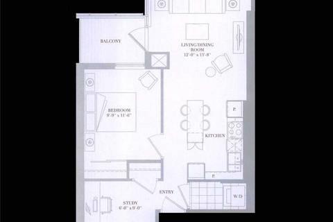 Condo for sale at 80 John St Unit 1408 Toronto Ontario - MLS: C4693395