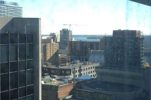 Apartment for rent at 88 Scott St Unit 1408 Toronto Ontario - MLS: C4929282