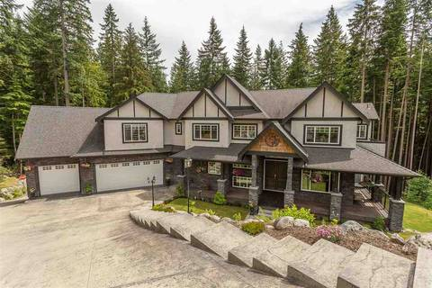 House for sale at 1408 Crystal Creek Dr Anmore British Columbia - MLS: R2381261