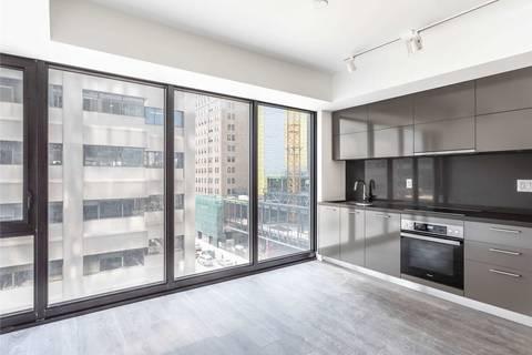 Apartment for rent at 188 Cumberland St Unit 1409 Toronto Ontario - MLS: C4605499