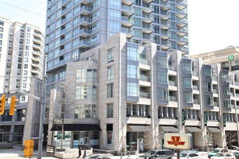 Apartment for rent at 2181 Yonge St Unit 1409 Toronto Ontario - MLS: C4679491