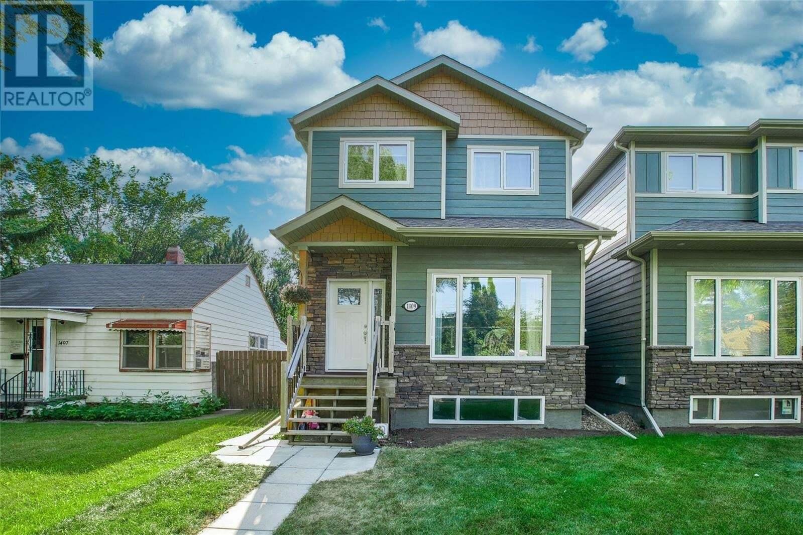 House for sale at 1409 2nd Ave N Saskatoon Saskatchewan - MLS: SK822224