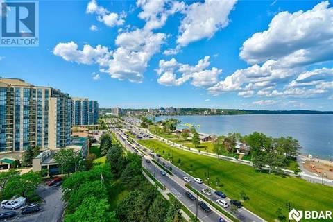 Condo for sale at 75 Ellen St Unit 1409 Barrie Ontario - MLS: 30724842