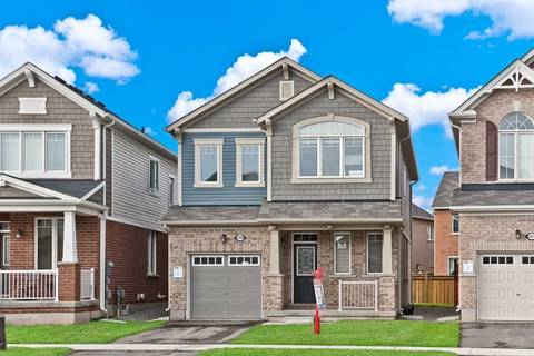 House for sale at 1409 Farmstead Dr Milton Ontario - MLS: W4487443