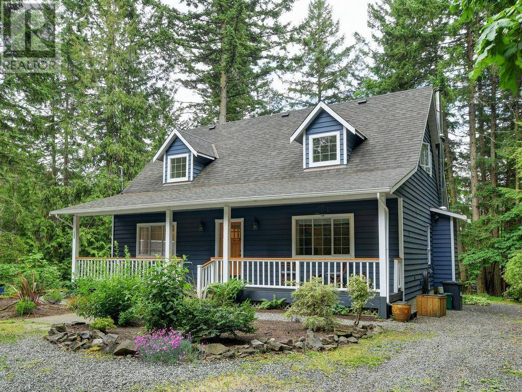 House for sale at 1409 Hillgrove Rd North Saanich British Columbia - MLS: 412165