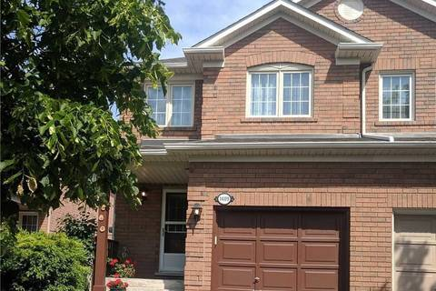 Townhouse for sale at 1409 Quest Circ Mississauga Ontario - MLS: W4489358