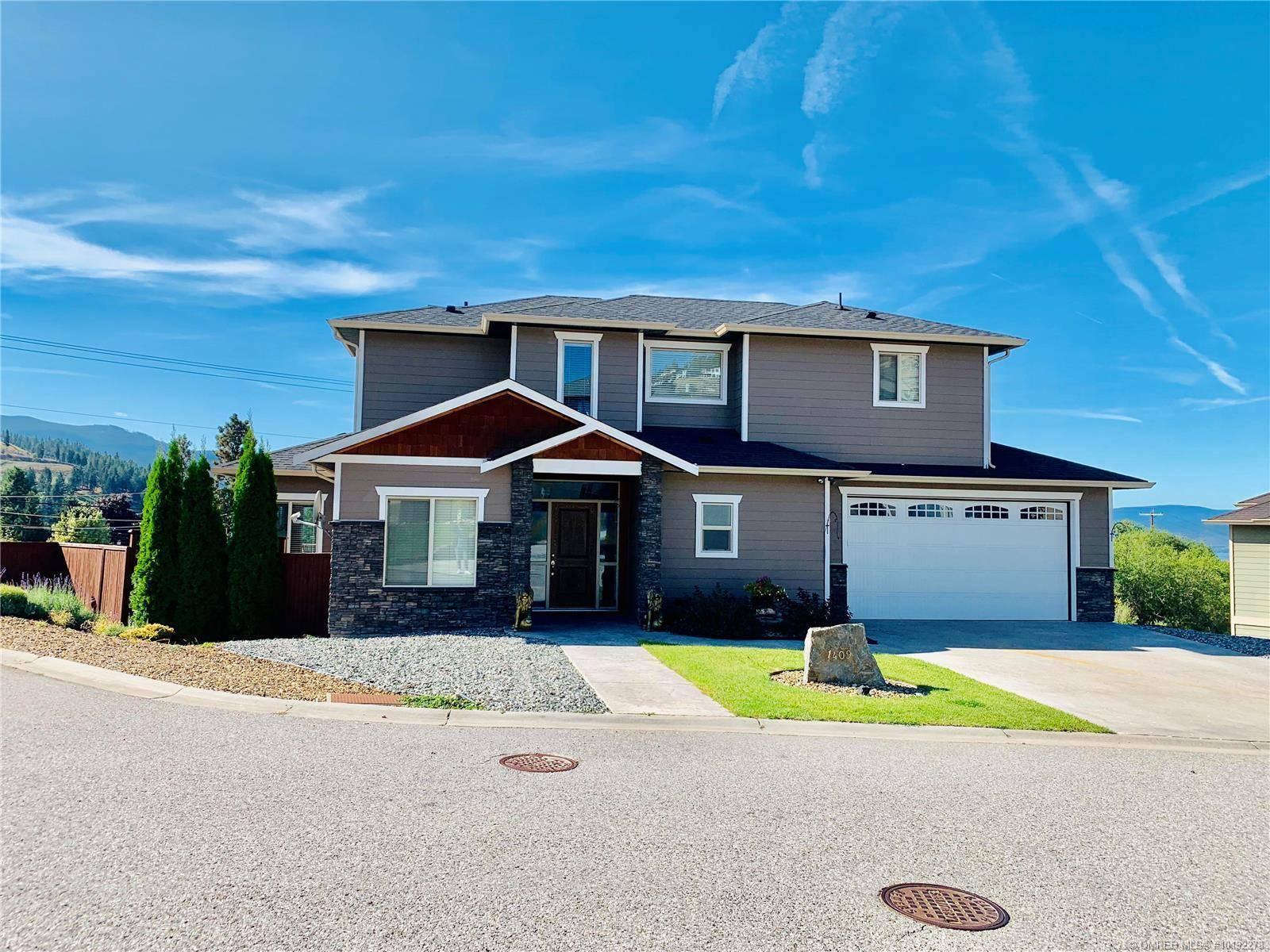 House for sale at 1409 Tanemura Cres Kelowna British Columbia - MLS: 10192278
