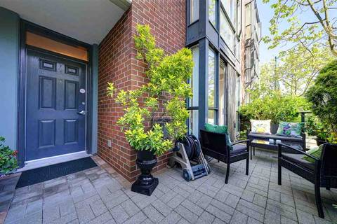 Townhouse for sale at 1409 6th Ave W Vancouver British Columbia - MLS: R2361682