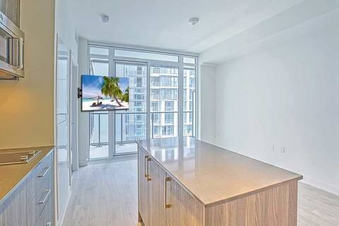 Apartment for rent at 576 Front St Unit 1409E Toronto Ontario - MLS: C4498989