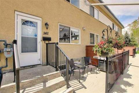 Townhouse for sale at 2211 19 St Northeast Unit 141 Calgary Alberta - MLS: C4296877