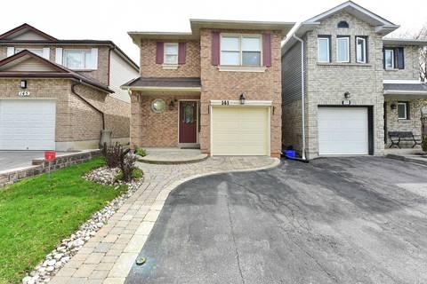 House for sale at 141 Adele Cres Oshawa Ontario - MLS: E4504928