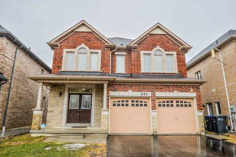 House for sale at 141 Bellchase Tr Brampton Ontario - MLS: W4419131