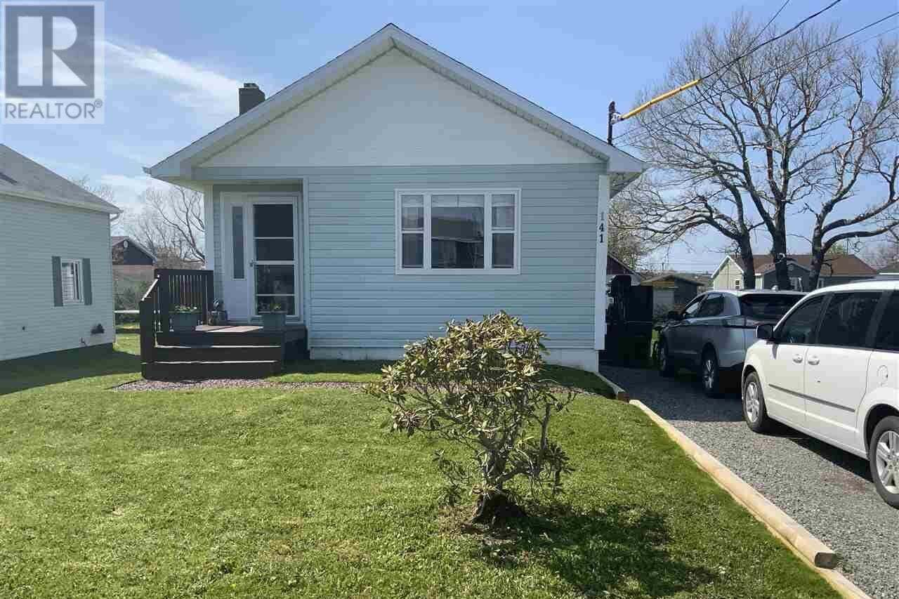 House for sale at 141 Brookland St Glace Bay Nova Scotia - MLS: 202008821