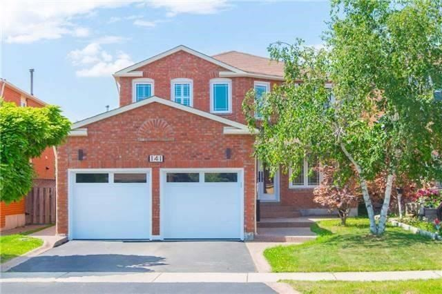 Removed: 141 Ceremonial Drive, Mississauga, ON - Removed on 2018-08-11 09:45:37