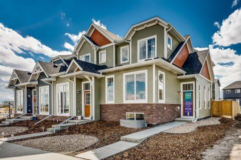 Townhouse for sale at 141 Chinook Gate Blvd SW Airdrie Alberta - MLS: A1039883