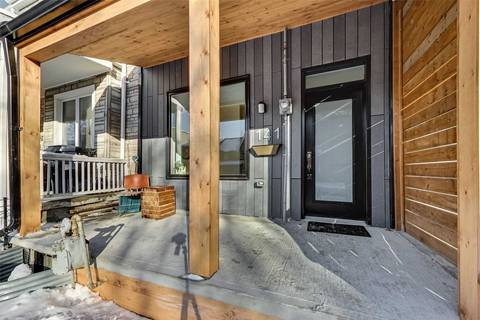 Townhouse for sale at 141 Claremont St Toronto Ontario - MLS: C4689223
