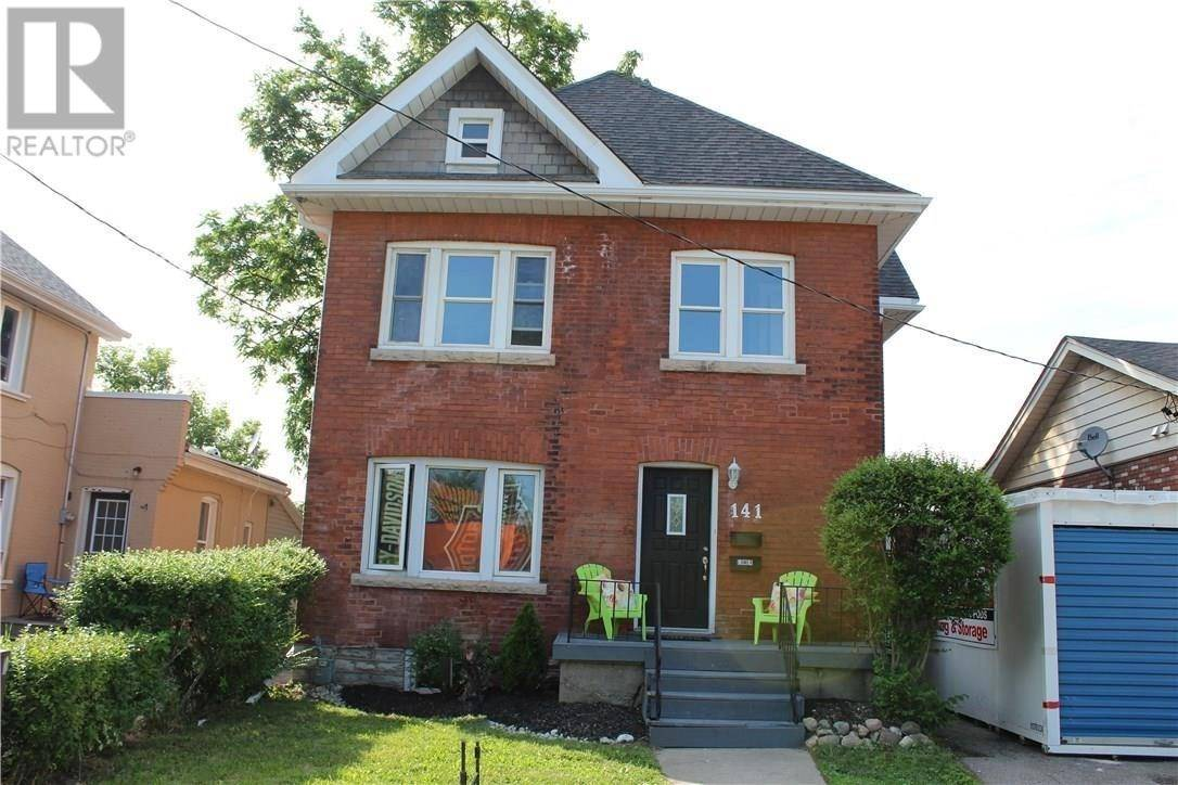 House for sale at 141 Colborne St West Brantford Ontario - MLS: 30757093