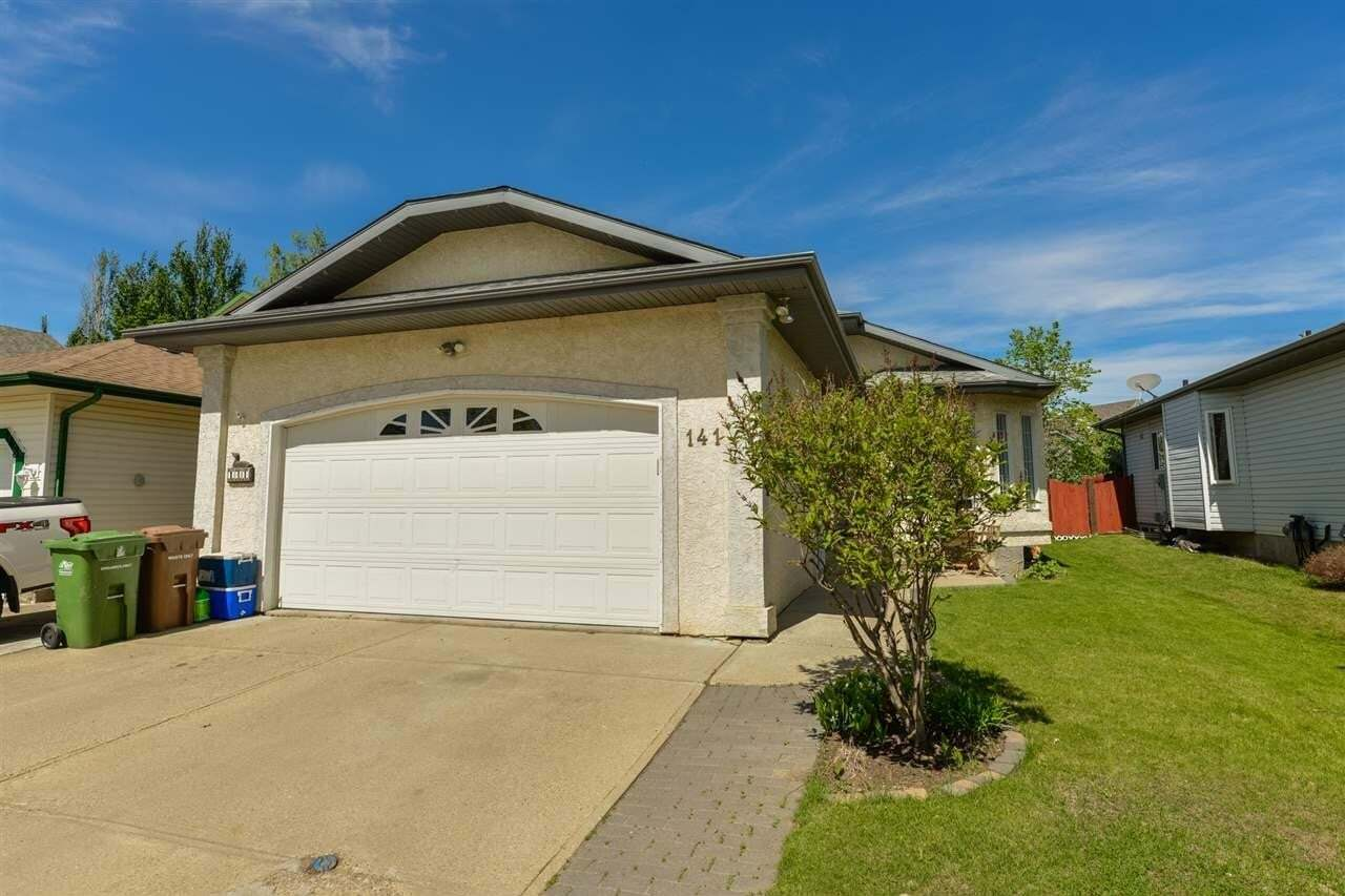 House for sale at 141 Deer Ridge Dr St. Albert Alberta - MLS: E4200202