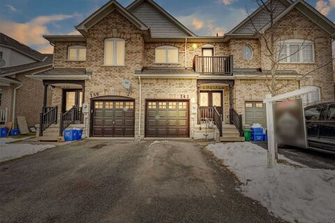 Townhouse for sale at 141 Dominion Gardens Dr Halton Hills Ontario - MLS: W5083203