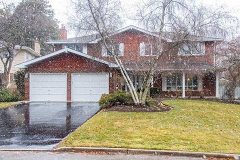 House for sale at 141 Edgecliffe Pl Burlington Ontario - MLS: W4715993