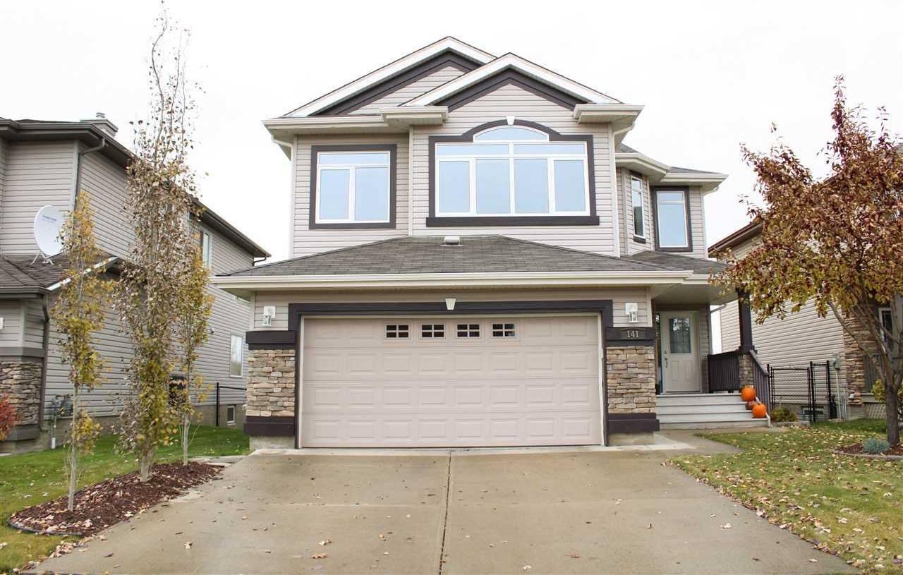 House for sale at 141 Ellington Cres St. Albert Alberta - MLS: E4188761