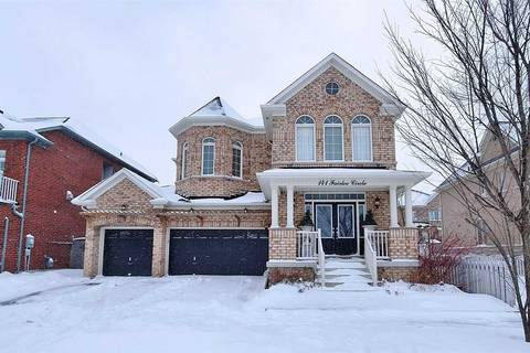 House for sale at 141 Fairlee Circ Whitchurch-stouffville Ontario - MLS: N4717398