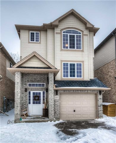 For Sale: 141 Fitzgerald Drive, Cambridge, ON | 4 Bed, 3 Bath House for $599,900. See 20 photos!