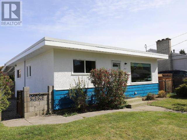 House for sale at 141 Granby Ave Penticton British Columbia - MLS: 183243