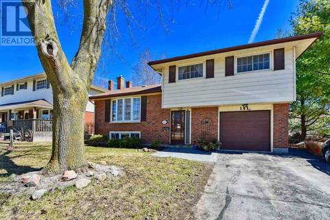 House for sale at 141 Grange Cres Napanee Ontario - MLS: K19002289