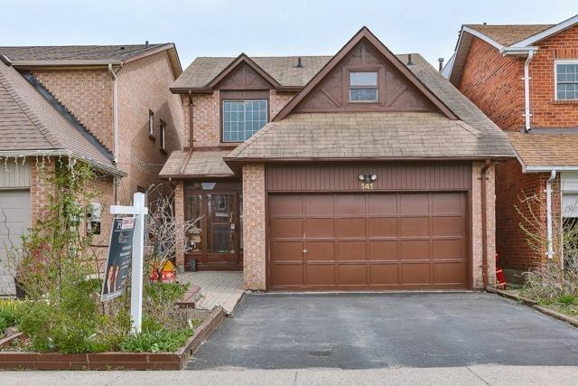 Sold: 141 Green Bush Crescent, Vaughan, ON