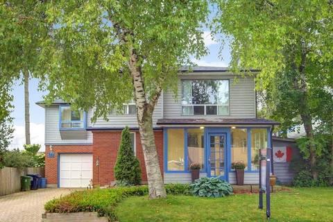 House for sale at 141 Greyabbey Tr Toronto Ontario - MLS: E4570066