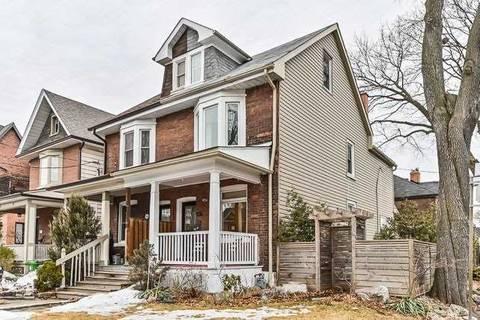 Townhouse for sale at 141 Hampton Ave Toronto Ontario - MLS: E4386228