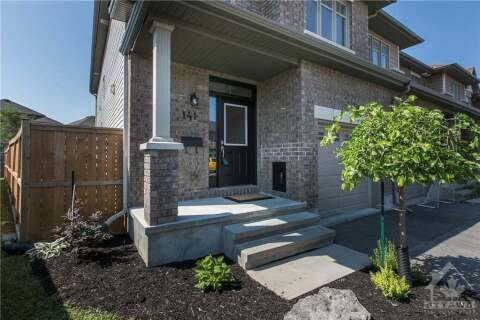 House for sale at 141 Hawkeswood Dr Ottawa Ontario - MLS: 1195572