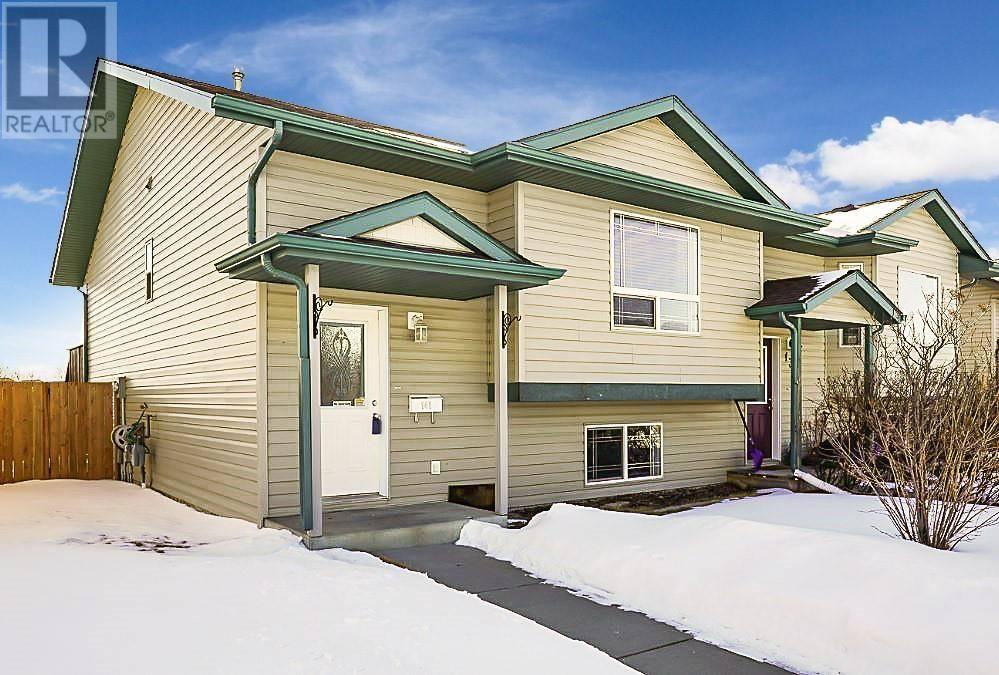 Townhouse for sale at 141 Jennings Cres Red Deer Alberta - MLS: ca0191163