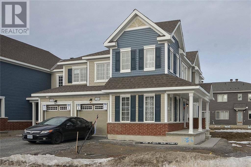 Townhouse for rent at 141 Lanceleaf Wy Ottawa Ontario - MLS: 1186283