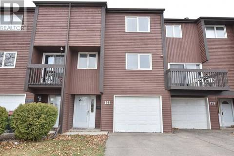 Townhouse for sale at 141 Lockwood Rd Regina Saskatchewan - MLS: SK756578