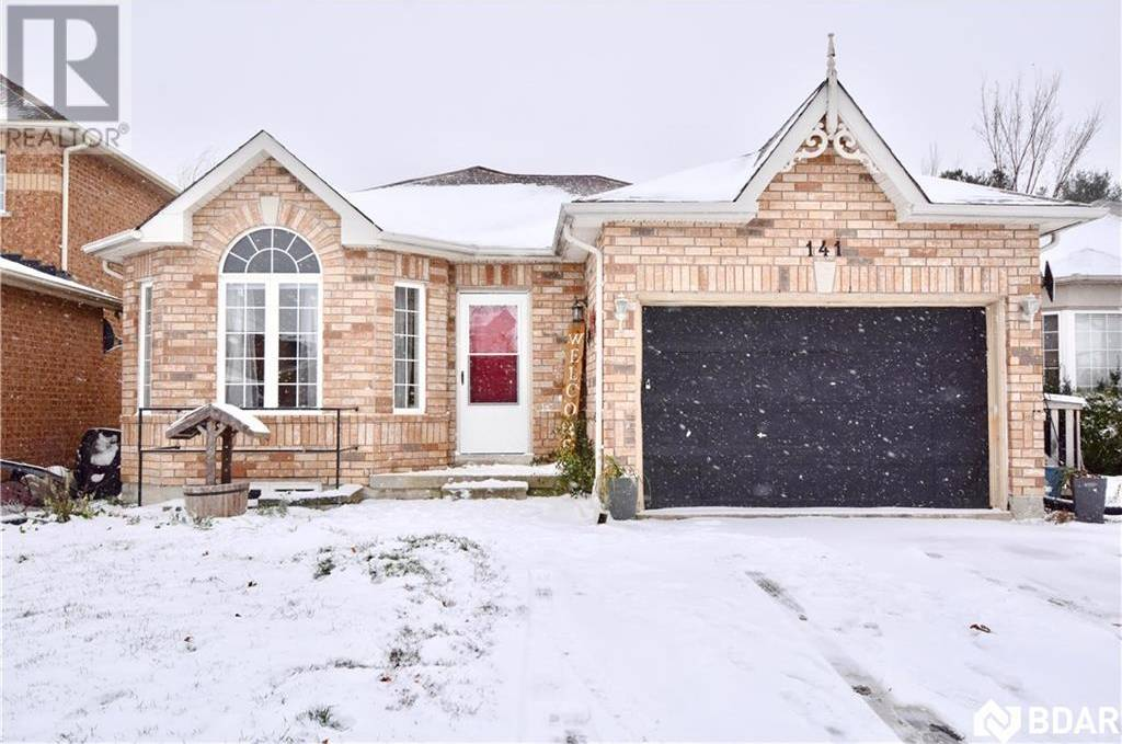 House for sale at 141 Loon Ave Barrie Ontario - MLS: 30777325