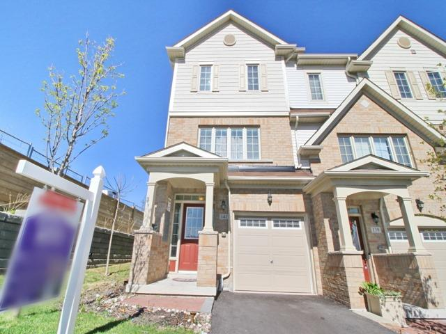 For Sale: 141 Magpie Way, Whitby, ON   3 Bed, 4 Bath Townhouse for $559,900. See 20 photos!