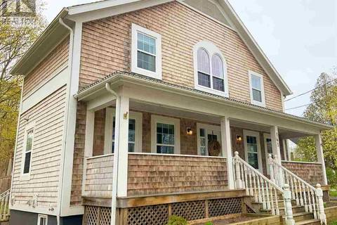 House for sale at 141 Main St Wolfville Nova Scotia - MLS: 201907180