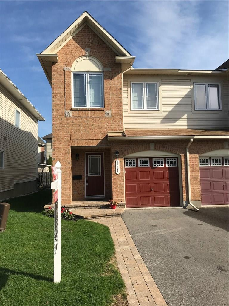 Removed: 141 Marrissa Avenue, Ottawa, ON - Removed on 2019-06-11 06:30:30