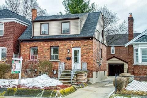 House for sale at 141 Memorial Park Ave Toronto Ontario - MLS: E4702657